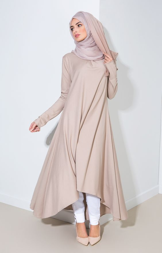 Aab Uk Mulberry Midi Ice Coffee Standard View Muslimah Fashion Hijab Style Niqab