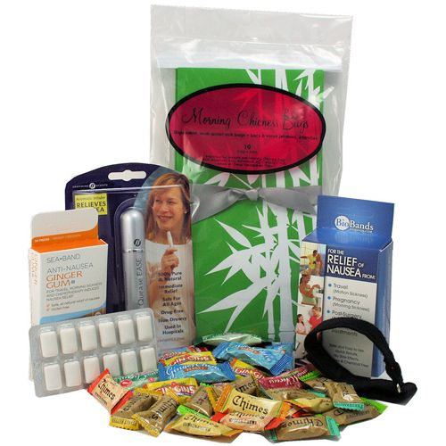 Nausea Comfort Kit  - a medley of morning sickness products