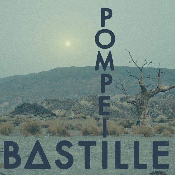 Bastille – Pompeii (single cover art)