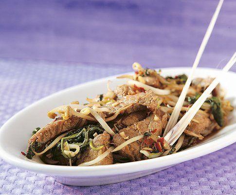 Würziges Rindfleisch - Rezept - Saisonküche