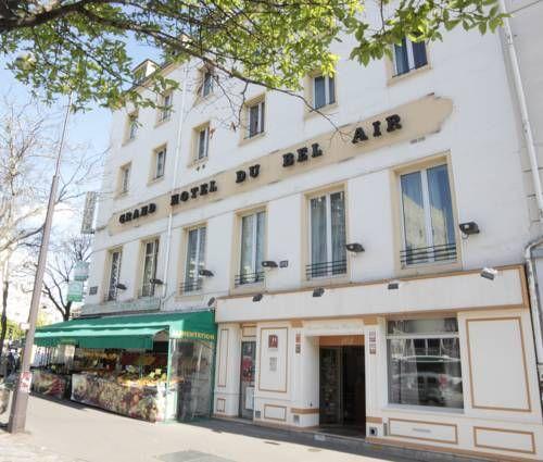 Grand Hôtel du Bel Air - Le Grand Hôtel du Bel Air est situé dans le XIIe…