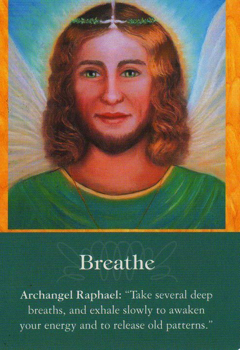 Brenda and her Angels Touch : Today's Angel Card: