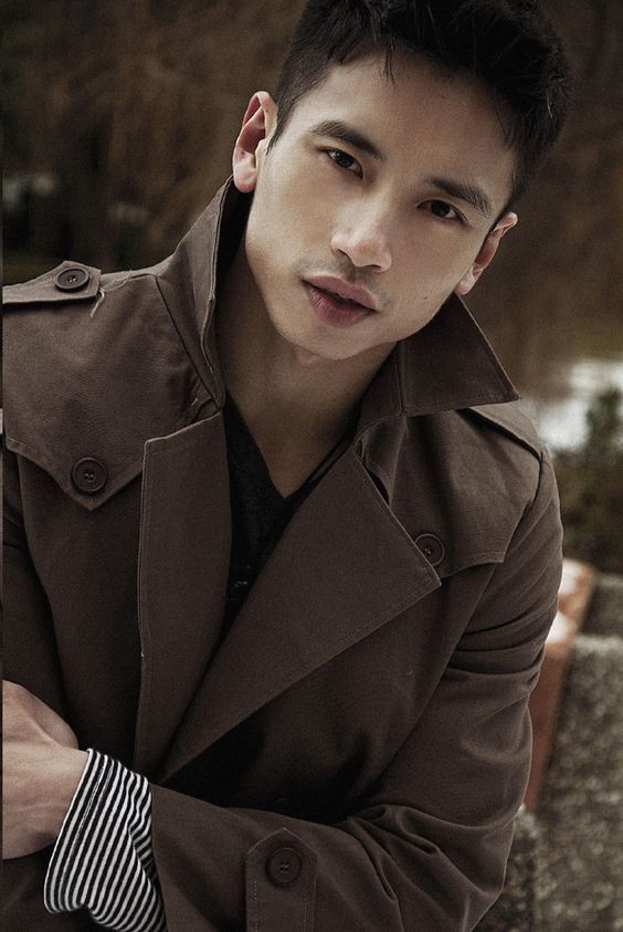 Hes gorgeous!!! D  Manny Jacinto Asian Men - Asian Hairstyles For Round Faces