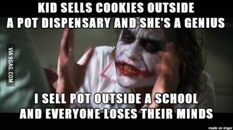 It's so hypocritical