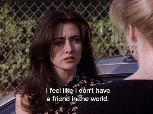 Little Queenies Beverly Hills 90210 Shannen Doherty 90210 Quotes