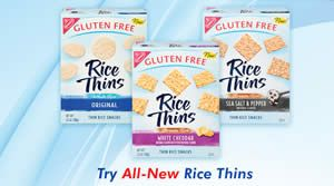 FREE Nabisco Rice Thins Product (Mailed Coupon) on http://www.icravefreebies.com/