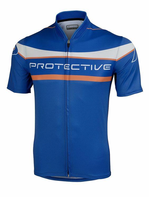 Performance Kurzarm Shirt im Team Design.  • Einsatzzweck: Road / MTB Race • Passform: schmal • Zusatzinformation: - Elastisches Funktionsmaterial - Funktionsmaterial kombiniert mit einem funktionellen Rippkragen - Atmungsaktiv - 2-Wege-Stretchmaterial • Reißverschluss: durchgehend • Saison: Frühjahr/Sommer • Typ: Kurzarm • Schnitt: MTB Form Fit • Taschen: 3-teilige offene Rückentasche ...
