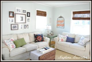 Naptime Decorator: Family Room Makeover: The Reveal!