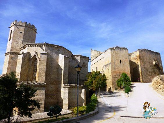Valderrobres Castle (Spain)