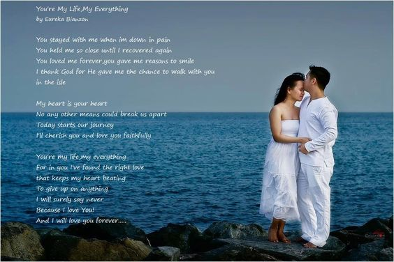 TODAY I GIVE YOU MY SOUL | You're My Life,My Everything by Eureka C. Bianzon