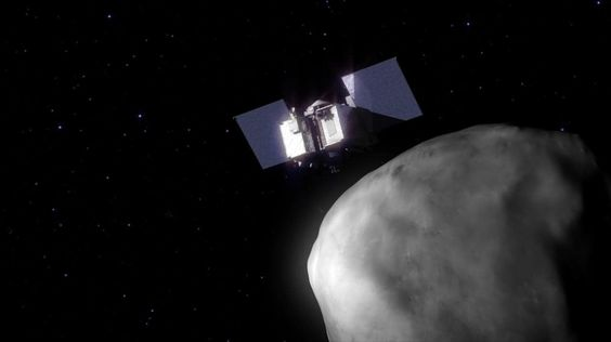 Nasa hopes to learn more about the secrets of the solar system with its latest…