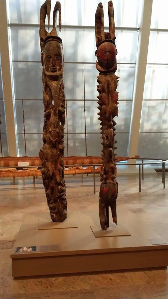 Oceanic Art gallery, Met Museum