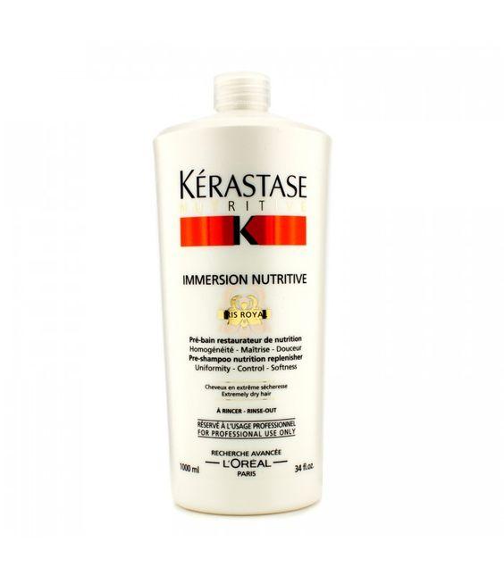 Kérastase Nutritive - Inmersion Nutritive 1000 ml - Hairbody www.hairbody.es #productosparapeluqueros #productosdepeluquería #Champú
