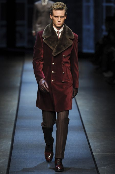 See the Collection: Canali Fall 2013