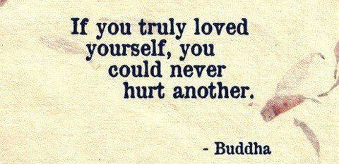 IF you truely love yourself