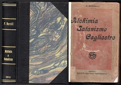 Alchimia Satanismo Cagliostro - Deferrari Livros | Estante Virtual