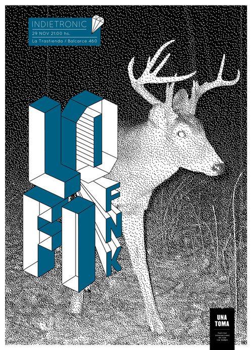 LO-FI-FNK Concert Pressbook & Posters