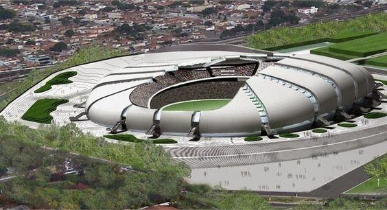 Folha Política: Custo dos estádios da Copa do Mundo já chega a R$ 8,9 bilhões, 3 vezes a estimativa inicial