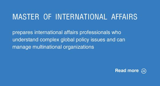 Columbia | SIPA | School of International and Public Affairs