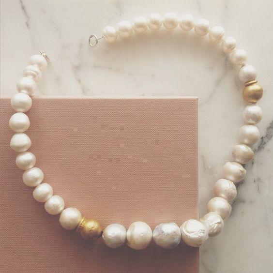 Baroque Pearls....