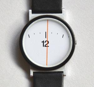 Grâce à un cadran mobile et à un effet loupe, cette montre imaginée par le designeur Russe Hop Picker, semble être tout droit sortie d'un chapeau de magicien. Incroyable !
