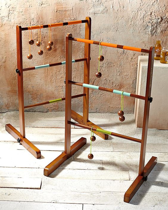 101 Beach House Must-Haves: Tommy Bahama Ladder Golf Game Set   $200