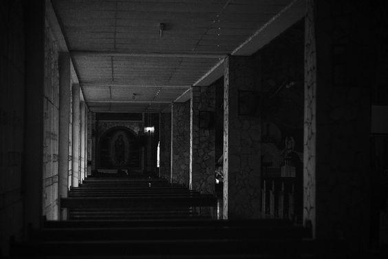 Inside Tigbauan Church - Tigbauan, Iloilo