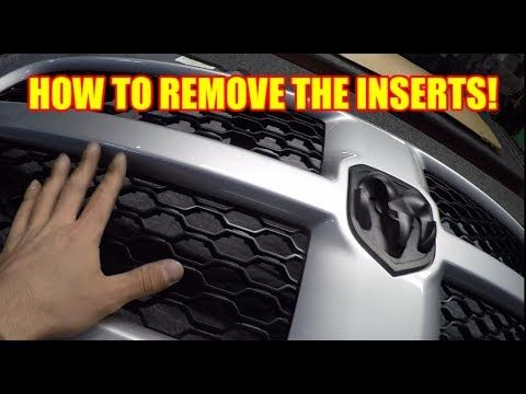 Latest Dodge Ram How To Swap Grille Inserts On A 4th Gen Ram Truck Trucktalk 23 90731 San Pedro Ca July 2018 In T Ram Trucks Dodge Ram Grille Inserts