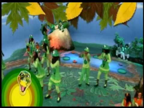 Youtube Festa Infantil Coreografia