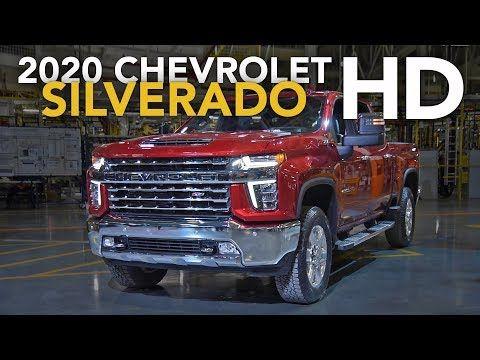 2020 Chevrolet Silverado Hd First Look Youtube Chevy