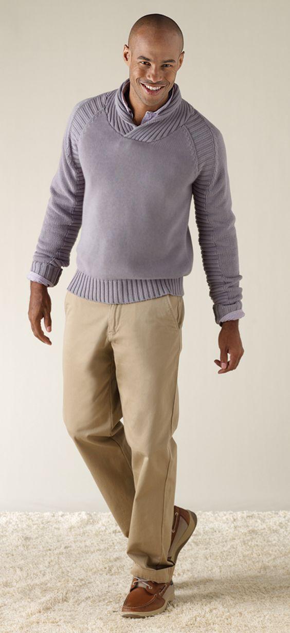 Casual work wear, Work wear and Men casual on Pinterest