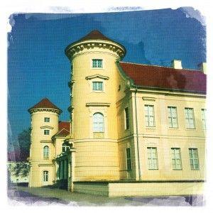 Brandeburg, Schloss-Rheinsberg