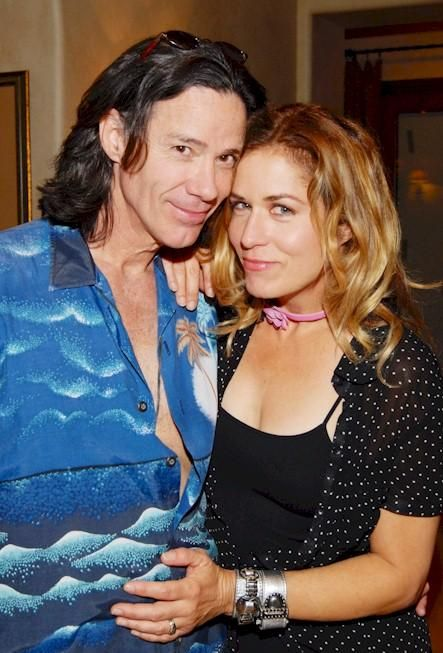 John Cowsill & Vickie Peterson (the Bangles) = old married ...