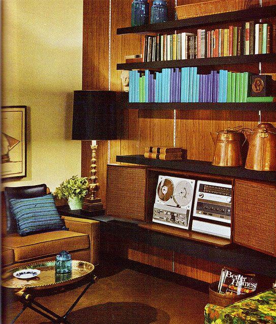 Home Sound System Design: Groovy 70s Sound System, Practical Encylopedia Of Good