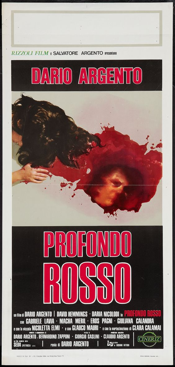 Deep Red (Profondo Rosso) 1975