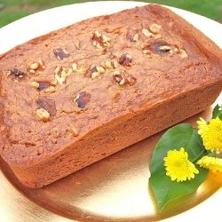 Melissa's Famous Banana Bread - My Famous Banana Bread. This bread is so moist and full of banana flavor, it's so good I'm famous for it!