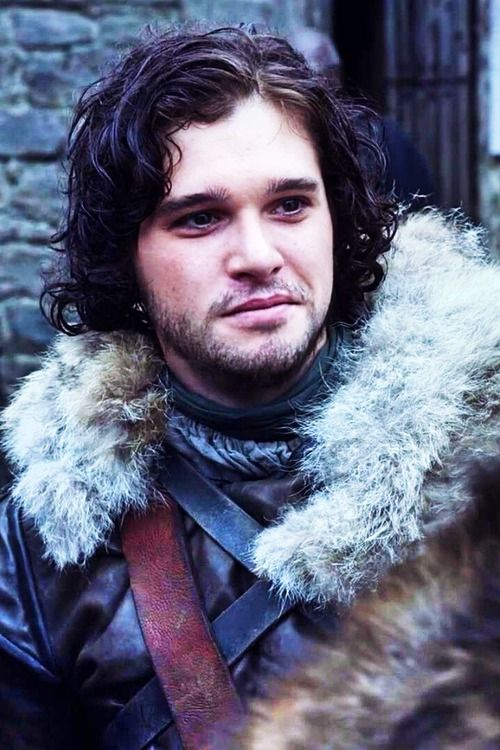 Jon Snow | Kit Harrington  Game of Thrones is one of my guilty pleasures