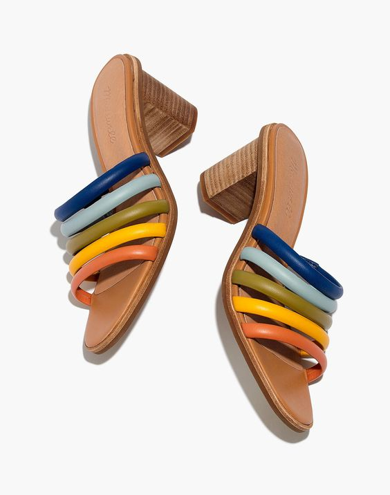 48 Slow Heels Sandals To Copy Right Now shoes womenshoes footwear shoestrends