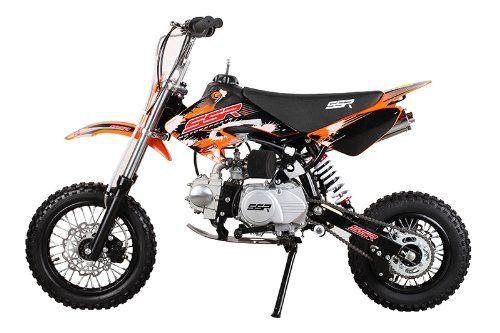 SSR Motorsports SR110 Pit Bike - 110cc