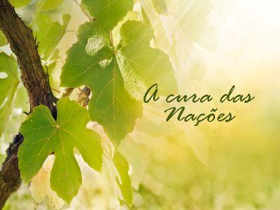Paulo GARAJAU: A Árvore da Vida e a Cura das Nações