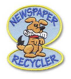 Newspaper Recycler