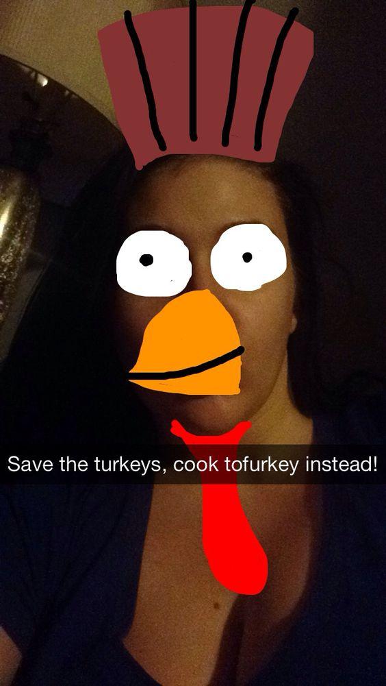 Thanksgiving snapchat gone wild pinterest happy thanksgiving