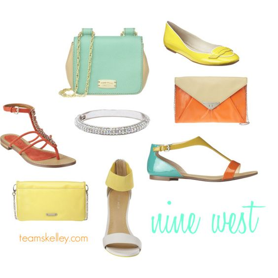 citrus for spring | nine west | #katiedskelley: West Citrus, Expensive Shoes, Book Fashion, West Katiedskelley, My Style Pinboard, West Sandals, Fashion Inspiration, Platform Sandals