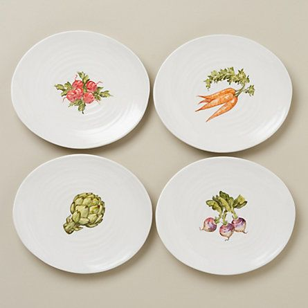 Garden Fresh Side Plate