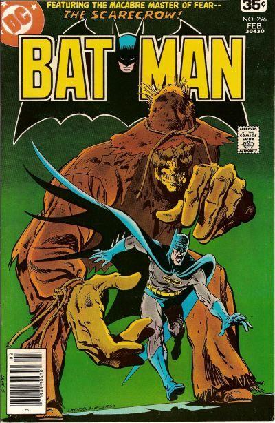 Batman #296 DC Comics
