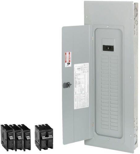 200 Amp Electrical Panel Electrical Panels Electrical Panel Locker Storage