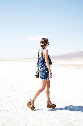Death_Valley-Road_Trip-Urban_Outfitters-Levis-Braid-Hairdo-Collagevintage-8 by collagevintageblog, via Flickr