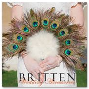 Exquisite wedding accessories and purses by Britten Weddings...