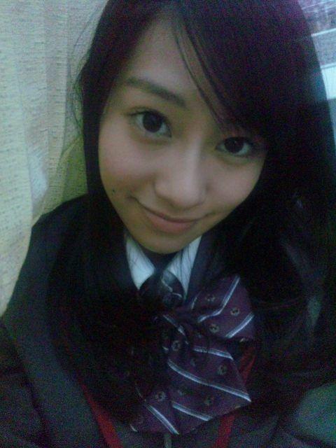 微笑みを見せる桜井玲香のかわいい画像