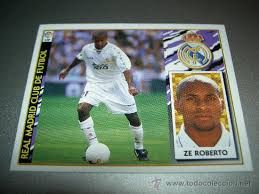 Zé Roberto Real Madrid